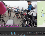 Overlay Speedometer Dashboard Data on GoPro with, RPM, Watts, GPS in Video FOR FREE