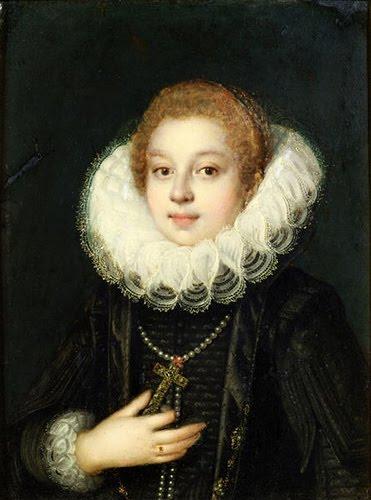 Sonfonisb Anguissola Self Portrait