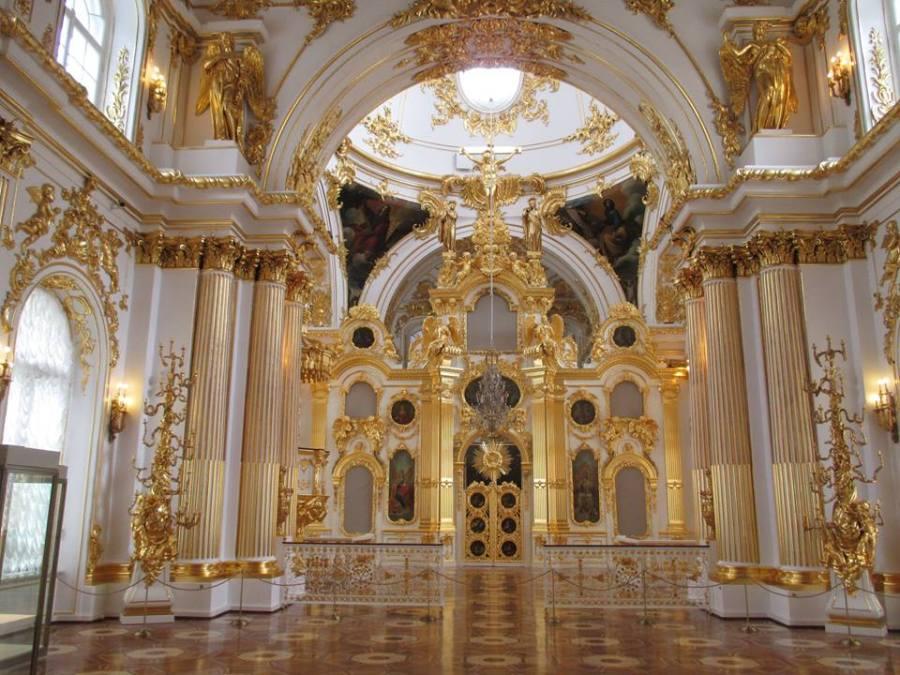 The Chapel, Hermitage