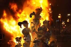 fallas burn