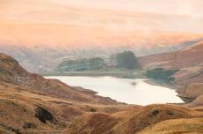 Wessenden Valley With Mist