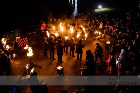 Imbolc Festival 2014 - Fireworks