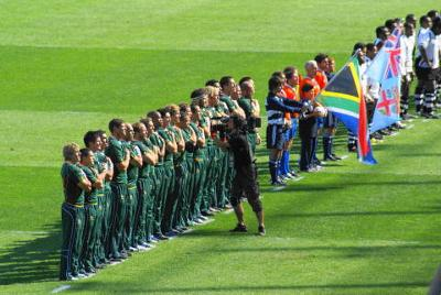 South African rugby team