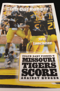 Missouri Tigers Score Against Hunger