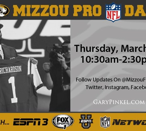 Mizzou Pro Day March 20 2014