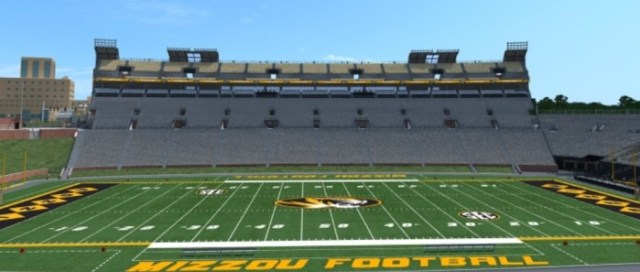 New East Upper Deck at The Zou