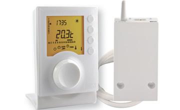 FREE Wireless Thermostat