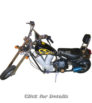 Mini Motorcycle Chopper Parts | disrespect1st com