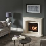 Holwell fireplace with DL500 gas fire