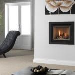 Ethos 550 gas fire