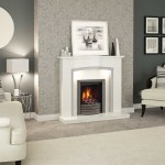 Florano surround with devotion gas fire
