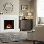Vitalia gas fireplace