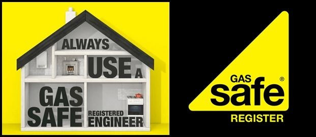 Always use a GasSafe engineer