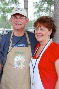 Terry & Angel Helms 1st Annual Gulf Coast Eggfest - 2010