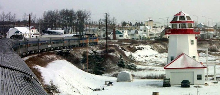 Projet de wagons autorail entre Matapédia et Gaspé: Rencontre positive avec le ministre Poëti