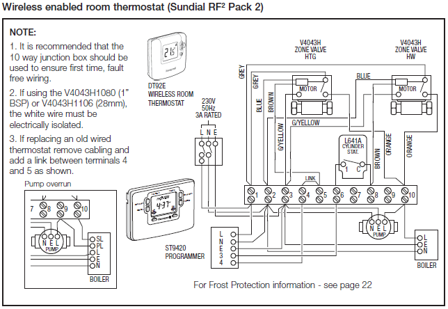 s plan circuit diagram 8 pin contact relay wiring diagram