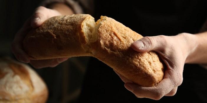 """Jezus zegt: """"Ik ben het Brood des levens"""" - Gast in Beth-El"""