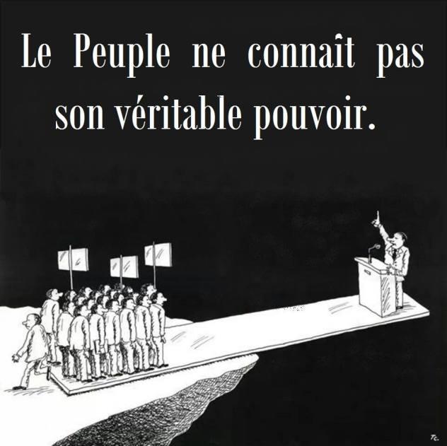 LePeupleNeConnaitPasSonPouvoir