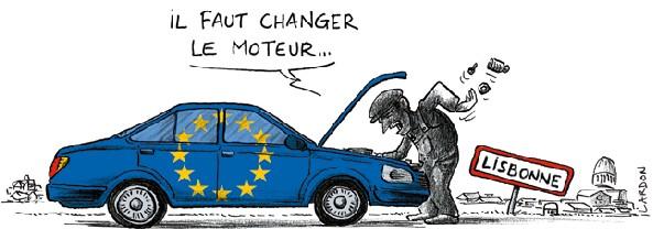 Europe changer le moteur