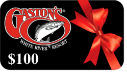 Gaston's $100 Gift Card