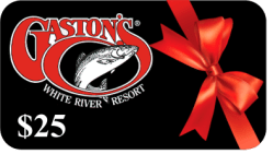 Gaston's $25 Gift Card