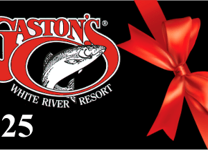 Gaston's $25 Gift Card