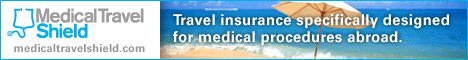 Medical travel insurance for gastric band surgery