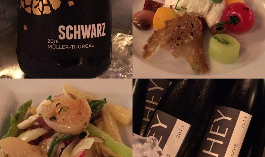 Ein Weinabend im Michaelis Leipzig