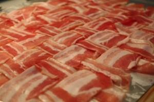 Bacon-Netz für die Bacon Bomb