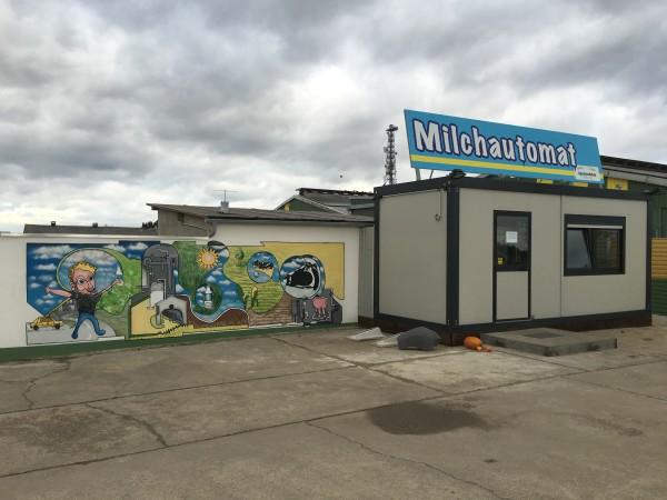 Milchautomat Leipzig