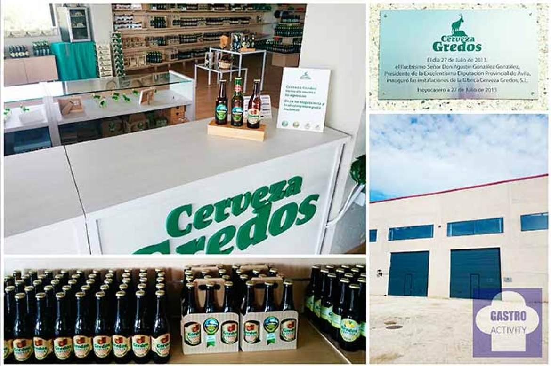 Fábrica de Cerveza Gredos