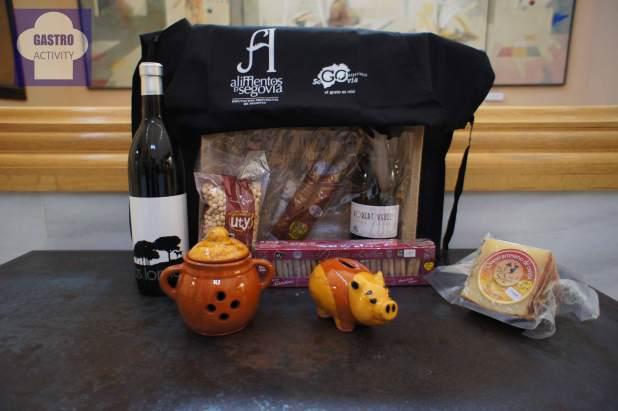 Productos de lote Alimentos de Segovia