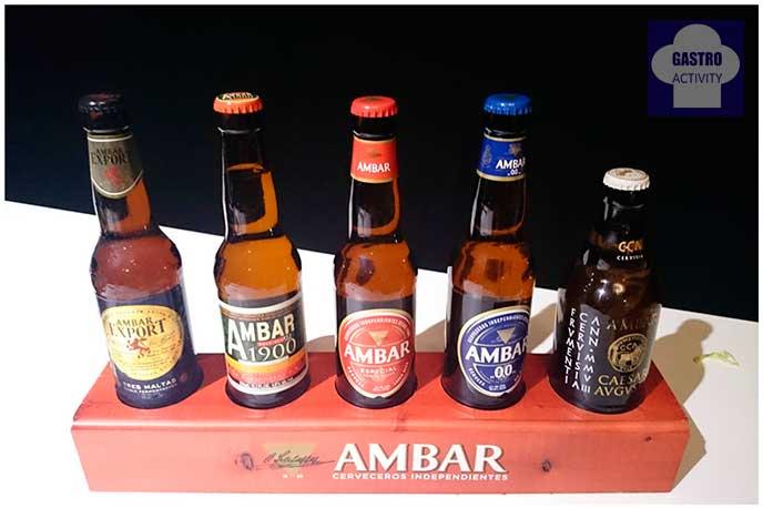 Variedades de cerveza Ambar