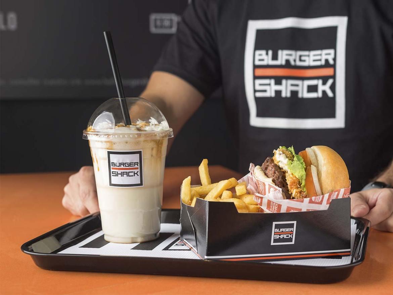 Burger Shack Madrid Hamburgueseria estilo americano en Chueca hamburguesas nuevas en Madrid