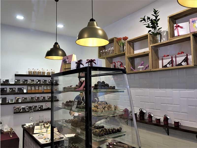 Chocolate Flor dKKO Obrador Boutique