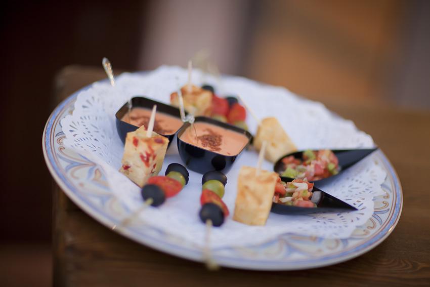 Disfruta de nuestras selecciones de tapitas típicas de Málaga, configuramos menús de forma personalizada