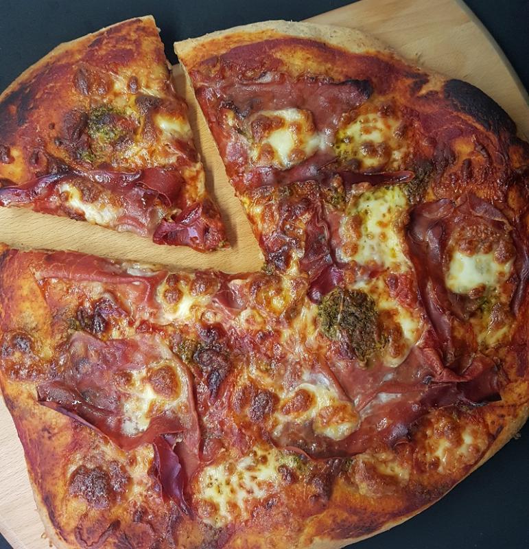 Fusions pizza