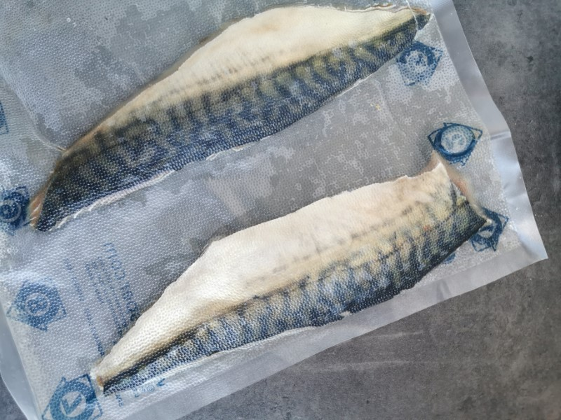 Makrel sous vide