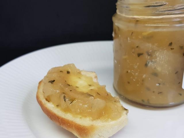 Æble-squash marmelade