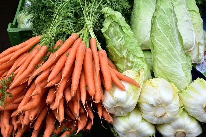 Hvilke grøntsager er i sæson