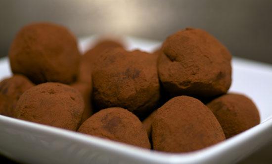 Sea-buckthorn truffles