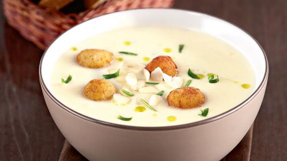 Někdy je tajemství misky v maličkostech. Postarej se o tuto polévku, v něm velmi jednoduchý soubor nejvíce ...