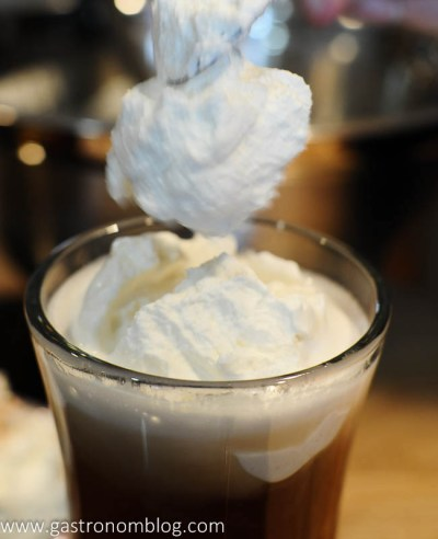 Amaretto Whipped Cream
