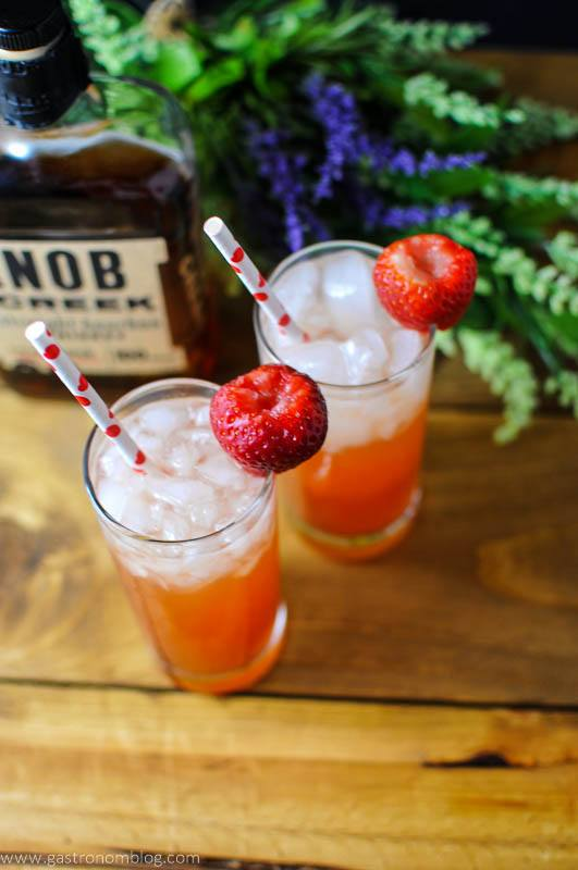 The Bourbon Sweetheart - a bourbon cocktail