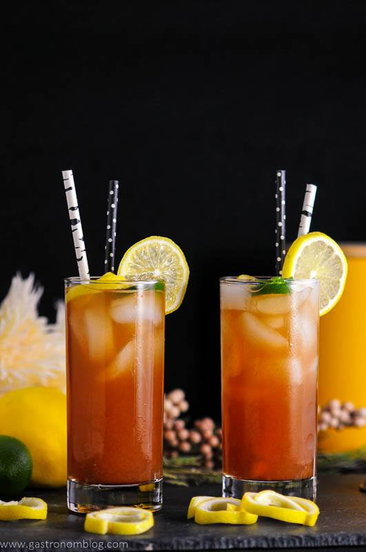 Tomato Water Bloody Mary Cocktails