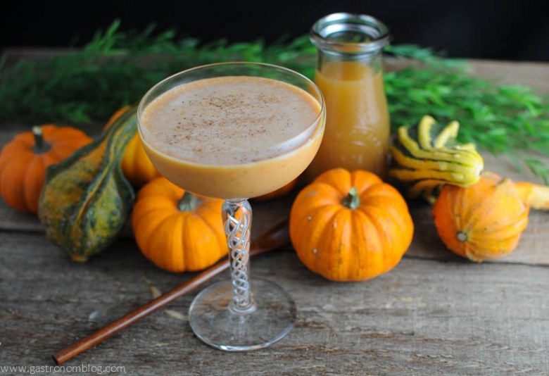 Pumpkin Harvest Cocktail