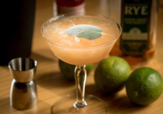 Whiskey-Sage-Cocktail