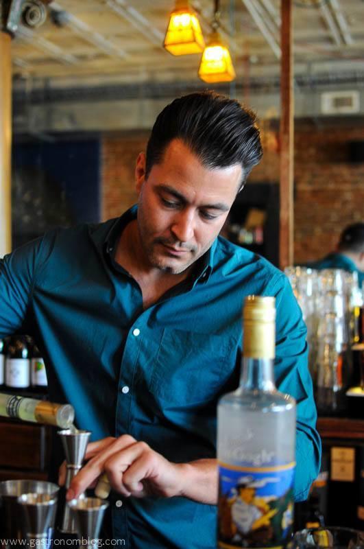 Brian, bar manager at The Tavern Omaha