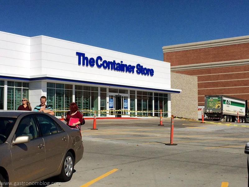 The Container Store Omaha Grand Opening Weekend