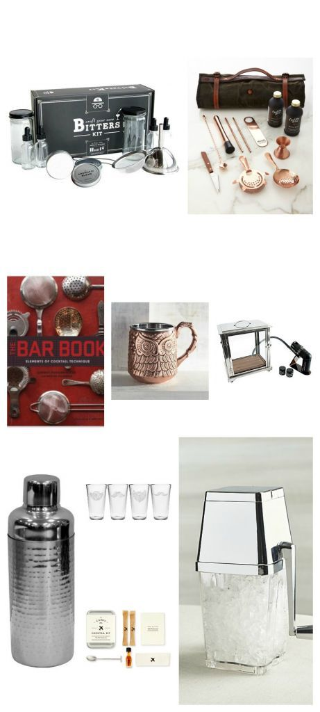 Christmas Cocktail Gift Guide